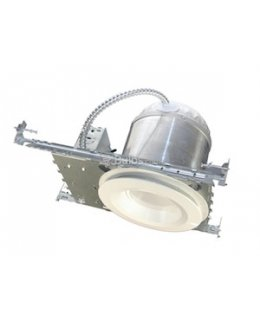 "MXRF409ICAT30W 4"" LED New Construction Downlight Fixture 9W 3000K 500 Lumens"
