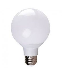 TCP8G25D27KF G25 LED Globe (60W Eq) Bulb E26 Base 8W 2700K 500 Lumens
