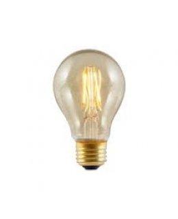 "CLU71515  48' E26 Commercial Patio Light Stringer, Copper Shield, Black Wire, 36"" Spacing"