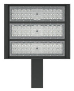 XASB0180-50KUS 400W EQ Metal-Halide LED Shoe Box Parking Fixture 180W 5000K 18900 Lumens