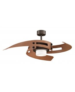 "Fanimation Avaston Series Model # FP6210OB 52"" Oil Brushed Bronze Ceiling Fan DRY LOCATION"