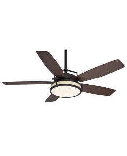 Casablanca Caneel Bay Series Model 59114 56 Inch Maiden Bronze Ceiling Fan DRY LOCATION