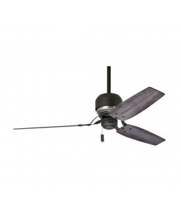Casablanca Tribeca Series Model 59498 52 Inch Aged Iron-Washed Gray Blades Ceiling Fan DRY LOCATION