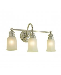 Norwell 8913-CH-HXO Emily 20 Inch Vanity Light