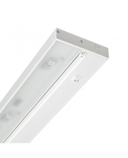 Juno UPLED2230K80CRIWH  22 Inch Under Cabinet Light