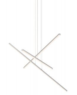 Sonneman A Way of Light  2763.16  Stix 3 Arm Pendant