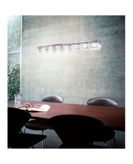 Swarovski Lighting A9950NR700253 Verve Linear Suspension Pendant Light