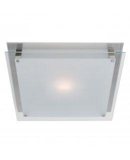 Access 50030LEDD-BS-FST 9 Inch Vision LED Flush Mount Ceiling Light