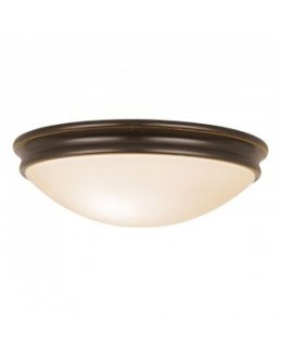 Access 20724-ORB-OPL  Atom 11 Inch Flush Ceiling Mount