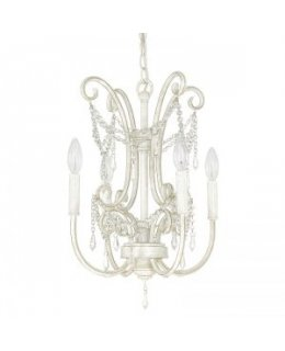 Capital Lighting 4802FW-CR 4802 Mini Chandelier