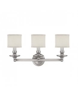 Capital Lighting 1238PN-451 Midtown Bath Vanity 3 Light