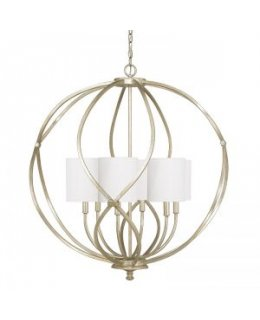 Capital Lighting 4720WG-565 Bailey Pendant with Shades