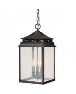 Capital Lighting 9116OB Sutter Creek Outdoor Pendant