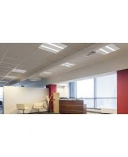 Maxilte  MLMT22D3541  1' x 4' 35W LED Micro Lay-In Ceiling Troffer 4100K, 3385 Lumens