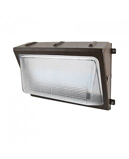 Forest Lighting FL-WPT-50W50K   50W LED Wall Pack Fixture 5000K 5800 Lumens DLC Rated