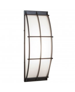 Access Lighting 20373-BRZ-OPL Tyro Outdoor Wall Light