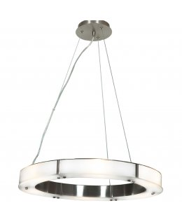 Access 50465LEDD-BS-FST Oracle 22 Inch LED Pendant