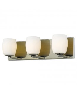 Access Lighting 62562-AB-OPL Serenity Vanity 3 Light