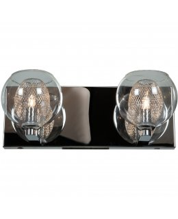 Access 52082-CHCLR  Aeria 2 Light Vanity Light