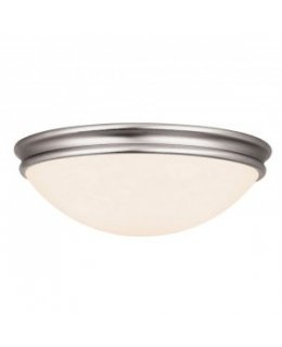 Access 20724-BS-OPL  Atom 11 Inch Flush Ceiling Mount
