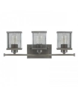 Capital Lighting 8033GR Carson Vanity Light