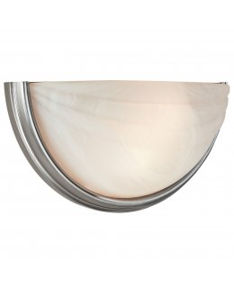Access Model 20635-SAT-ALB Crest Wall Sconce Satin
