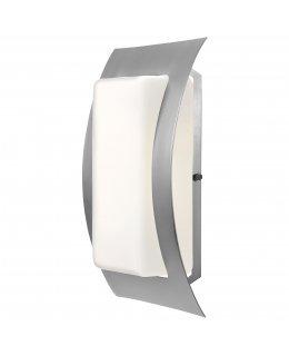 Access Lighting Model 20449-SAT-OPL Eclipse Outdoor Wall Sconce Light Fixture Satin-Opal Finish