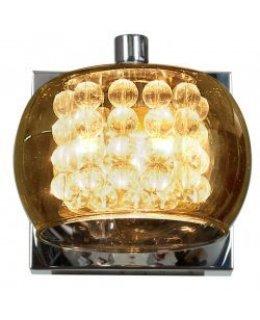 Access 52111-CH-MIR Glam 1 Vanity Light