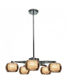 Access 52120LEDD-CH-MIR Glam LED Chandelier