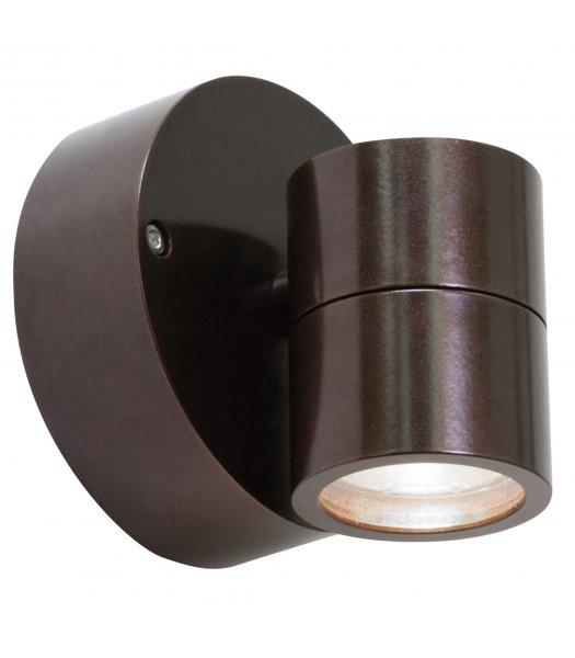 Access 20350MG-BRZ-CLR  KO 50 Outdoor Wall Spot Light