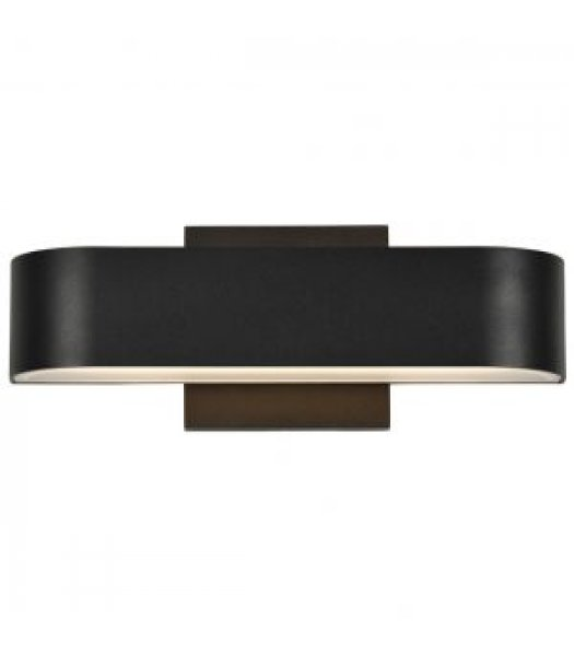 Access 20046LEDDMG-BL-FST  Montreal LED 12 Inch Wall Light