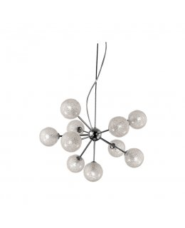 Access Lighting 62326-CH-CLR 22 Inch Opulence Chandelier