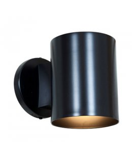 Access Lighting Model 20363-BL Poseidon 6 Inch Outdoor Wall Wash Light Fixture Black Finish