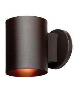 Access Lighting Model 20363-BRZ Poseidon 6 Inch Outdoor Wall Wash Light Fixture Bronze Finish
