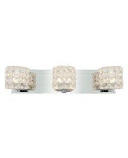 Access 23921-CH-CCL Prizm Vanity 3 Light