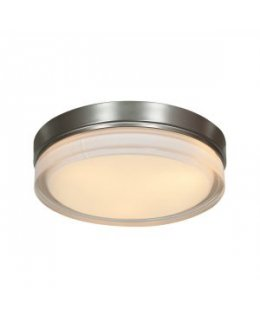 Access 20775LEDD-BS-OPL  Solid 9 Inch LED Flush Ceiling Mount