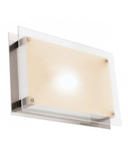 Access 50033LED-BS-FST 12 Inch Vision LED Ceiling - Wall Light