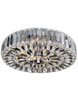 Allegri 025740-010-FR001 Julien 9 Inch Flush Mount Ceiling Light