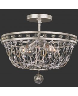 Allegri 029941-042 Lucia Semi Flush Ceiling Light