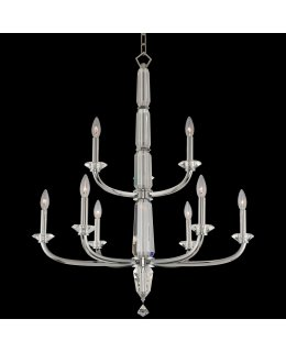 Allegri 031352-010-FR001 Palermo Two Tier 31 Inch Chandelier