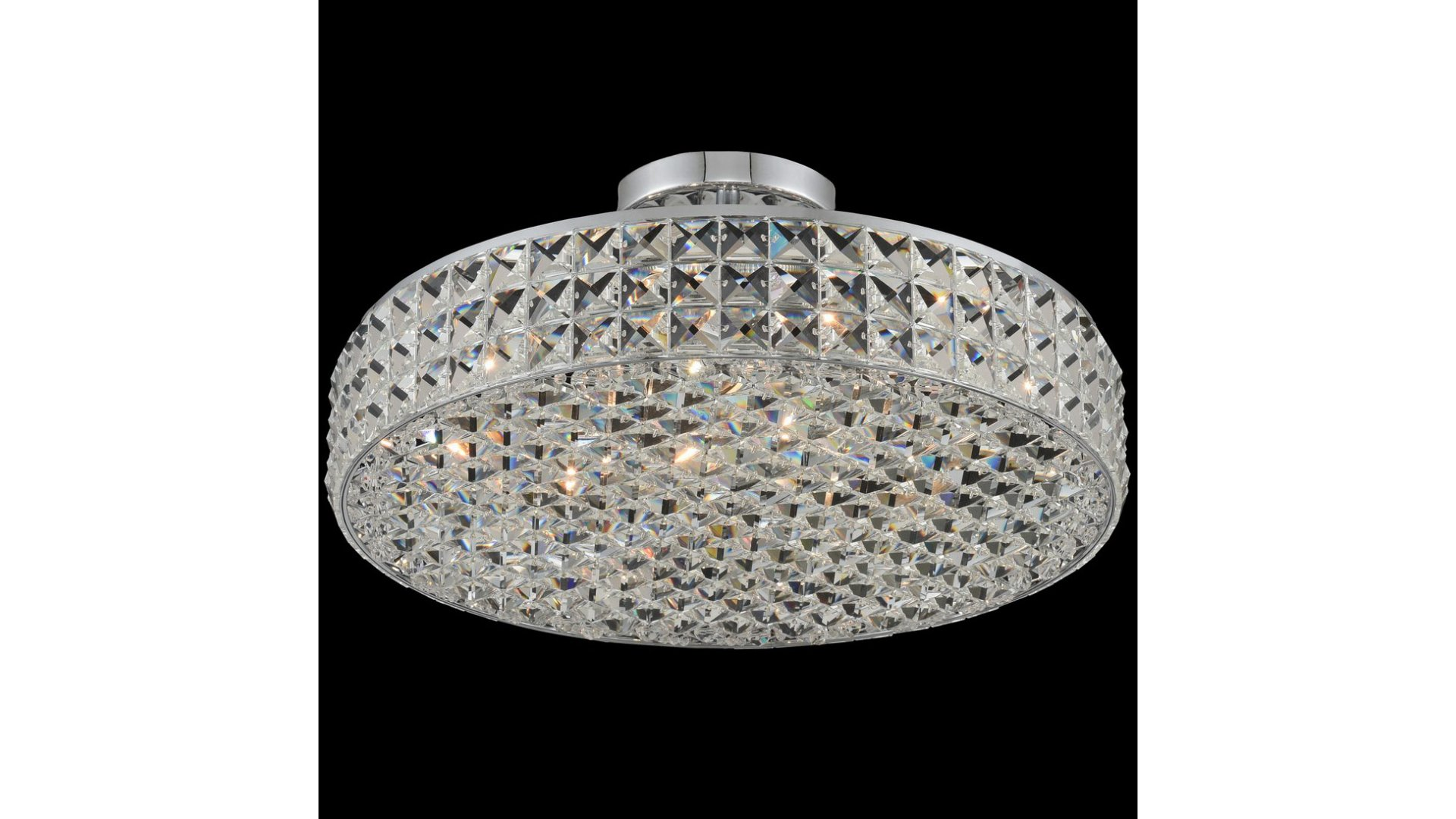Allegri 032841fr001 Loro 16 Inch Semi Flush Mount Ceiling Light