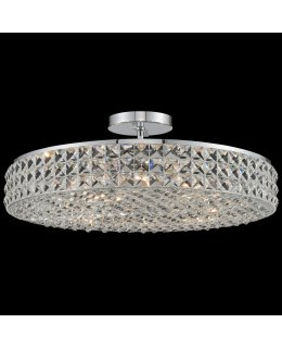 Allegri 032842FR001 Loro 20 Inch Semi Flush Mount Ceiling Light