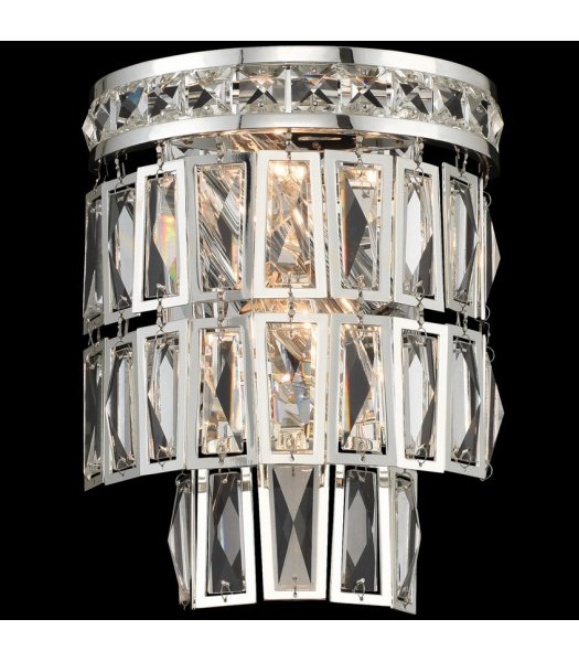 Allegri   033220FR001 Kasturi Wall Light