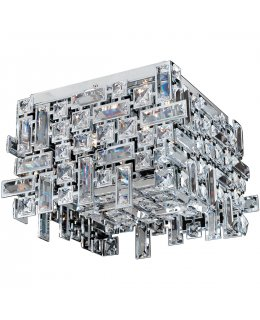 Allegri 025740-018-FR001  Julien 9 Inch Flush Mount Ceiling Light