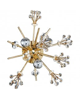 Allegri 11630-018-FR001 Constellation Flush Ceiling Light
