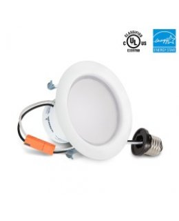 BLT103549 15W LED 6 Inch downlight retofit 5000K 1350 Lumens Energy Star Rated