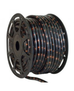 CLU17304  STEADY Incandescent BLACK 150 ft, 2 Wire, 120 Volt