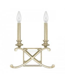 Capital Lighting 8062WG Alexander 2 Light Wall Sconce