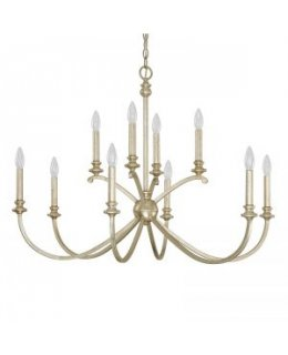 Capital Lighting 4747WG-000 Alexander 36 Inch Chandelier