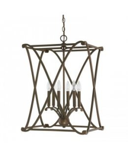 Capital Lighting 9692BB Alexander 18 Inch Pendant